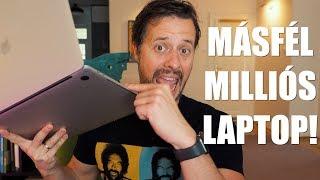A MÁSFÉL MILLIÓS LAPTOP! S03E38