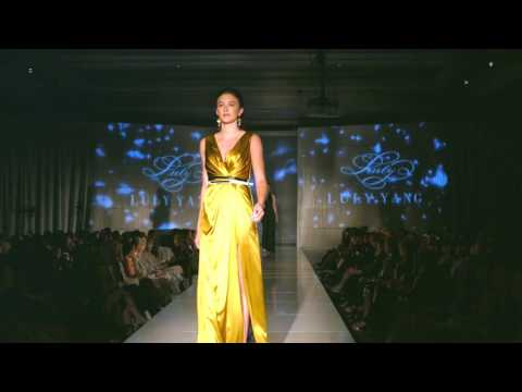 Luly Yang - Butterfly Effect Fashion Show