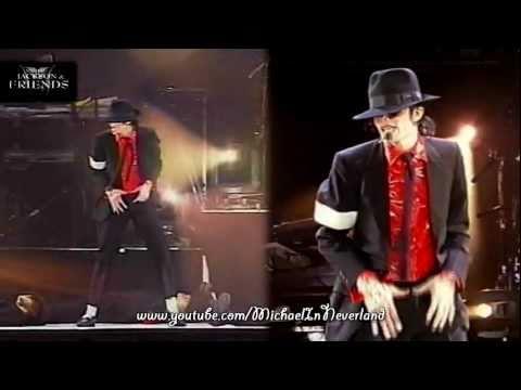 Michael Jackson - Dangerous - Live MJ & Friends 99 HD