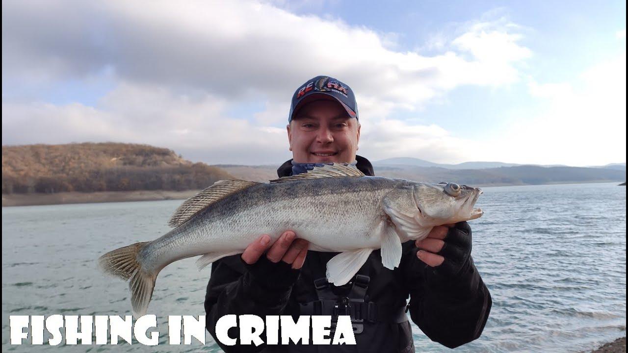 Партизанское водохранилище в Крыму: сказочный ландшафт