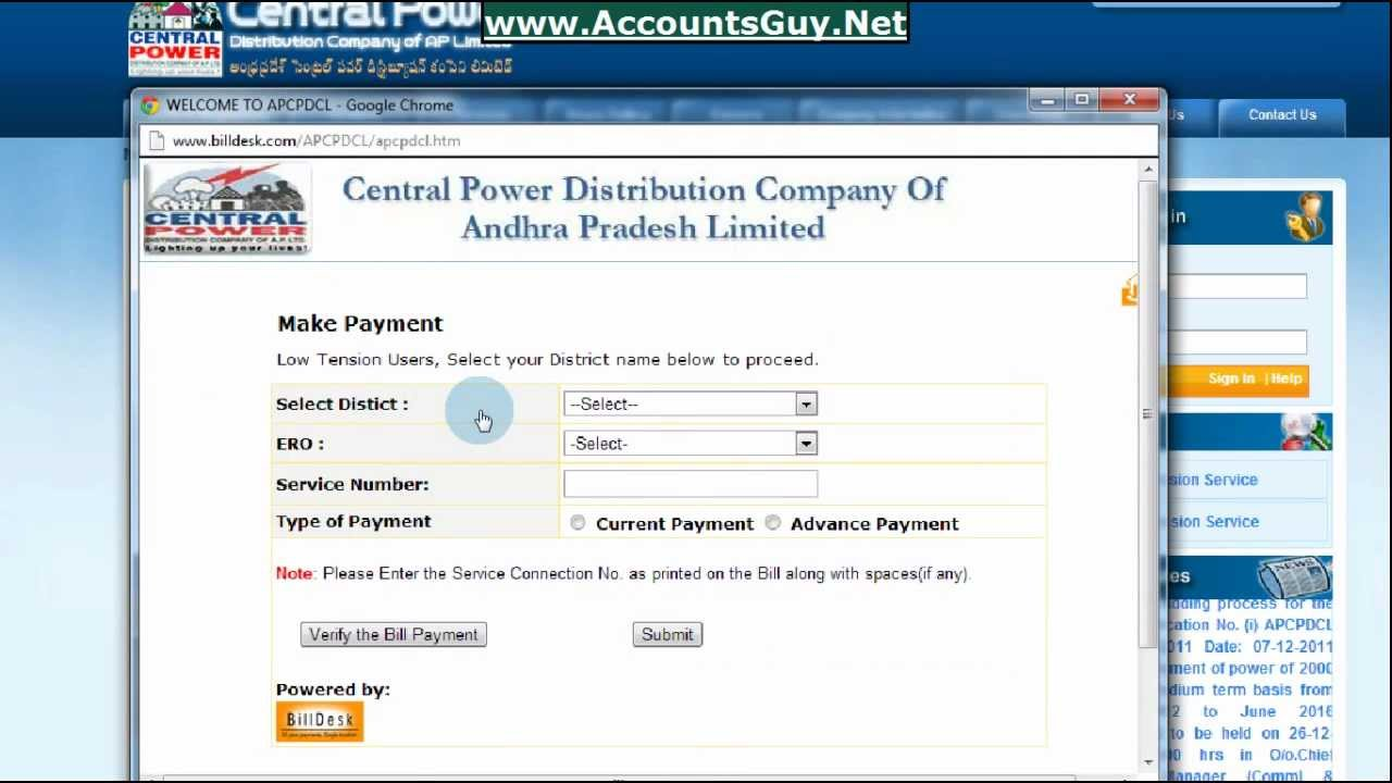 Citibank Credit Card Payment Online >> With SBI Debit Card Electricity Bill Payment Online - YouTube