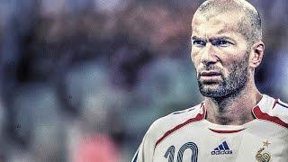 Zinedine Zidane ● Magisterial Skills HD