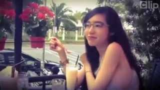 Elly Tran terrible daring topless white Valentine welcome