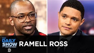 """RaMell Ross - Reframing Perspective in """"Hale County This Morning, This Evening""""   The Daily Show"""