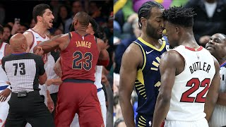 "NBA ""Trash Talking"" MOMENTS"