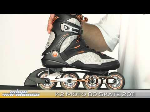 Inline Skates k2 Moto 100 k2 Moto 80 Inline Skates For