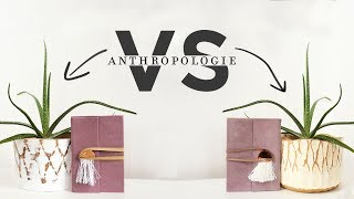 CAN WE DIY EXPENSIVE ANTHROPOLOGIE DECOR??