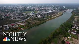 Trump's Push For A Wall Sparks Backlash From Southern Border Town | NBC Nightly News