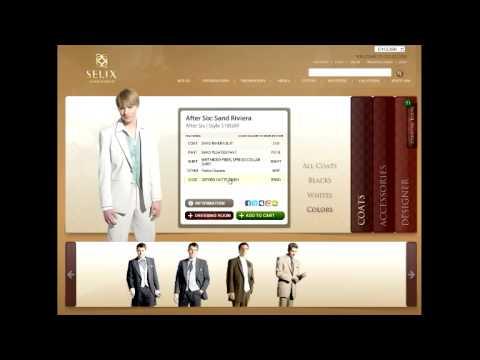 New Website Overview -- Coats
