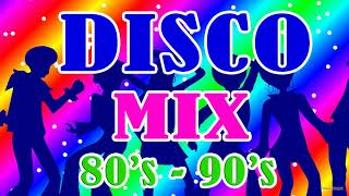 Nonstop Disco Dance Songs 80 90s Hits Mix- Greatest Hits Disco Songs - Best Disco Music of all Time
