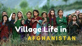 Village Life In Afghanistan