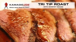 Tri Tip with Whiskey Reduction