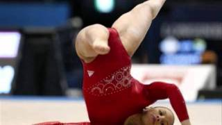 Gymnastics Floor music - Heart of courage