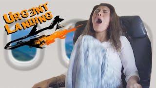 The X-Prank Show | URGENT LANDING - EP 23 - REHAM HAJAJ