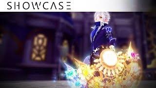 [Showcase] Aura Kingdom Shinobi/Reaper (Shuriken/Scythe) - Skills & Combo Gameplay
