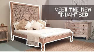 """How to style our NEW bed """"Indah"""" 16"""