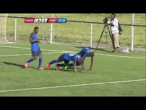 Sao trẻ Châu Phi đột tử ngay trên sân ít phút sau khi ăn mừng bàn thắng