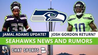 Seattle Seahawks Rumors: Jamal Adams Contract Status, Bryan Mone a Sleeper + Josh Gordon Return?