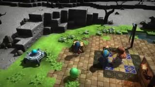 Dragon Quest Builders - Chapter 4 - Tantegel [Speed run] [JP Version]