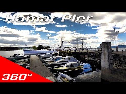 Hamar Pier 360° Experience