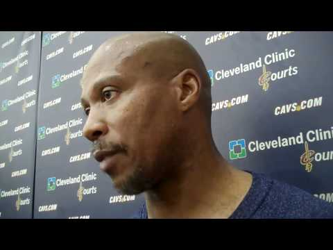 Byron Scott talks about releasing Baron Davis, Kyrie Irving's future