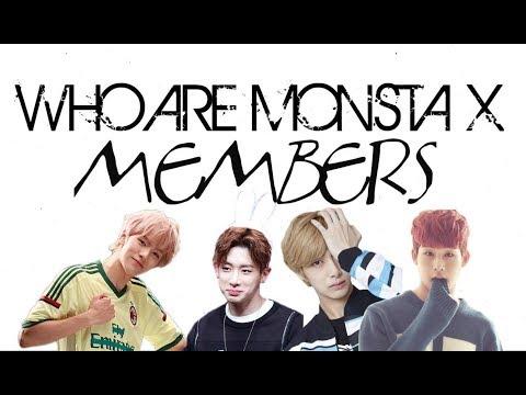 Who Are Monsta X ㅣ Inside Jokes