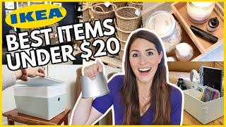 MUST-HAVE IKEA ORGANIZATION UNDER $20