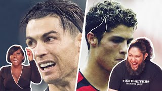 Professional hairdressers react to Cristiano Ronaldo's hairstyles | Oh My Goal