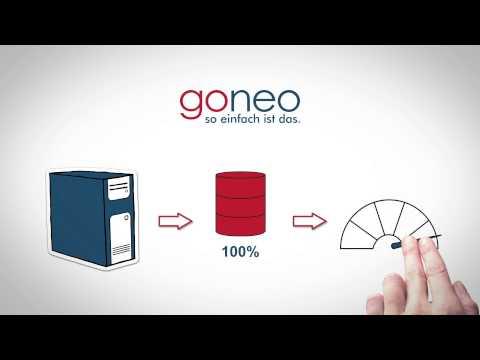 goneo Hosting: eigener Server für stabile Performance und mehr Erfolg