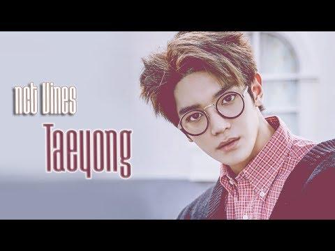 NCT TAEYONG VINES