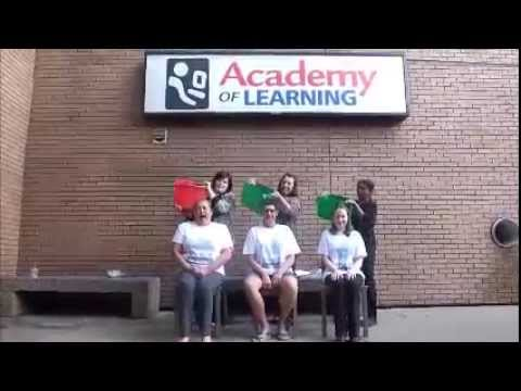 Academy of Learning College Ice Bucket Challenge - West Edmonton Mall Campus