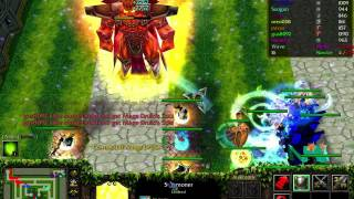 Warcraft 3: Green Circle TD Mega