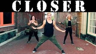 Closer - The Chainsmokers   The Fitness Marshall   Dance Workout