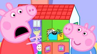 Peppa Pig English Episodes - Playtime with Peppa and George! Peppa Pig Official