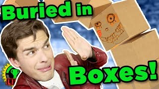 Revenge of the boxes! | Cartonfall