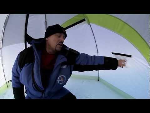 LOTOS | Презентация зимних палаток  http://www.lotostent.ru