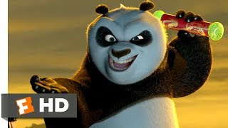 Kung Fu Panda (2008) - Fight for the Dragon Scroll Scene (9/10) | Movieclips