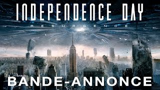 Independence day : resurgence :  bande-annonce finale VOST