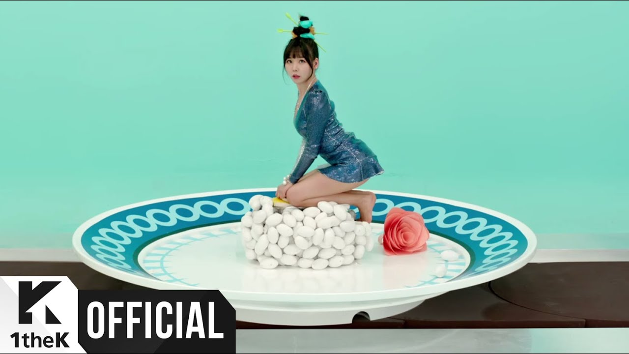 Orange Caramel – Catallena