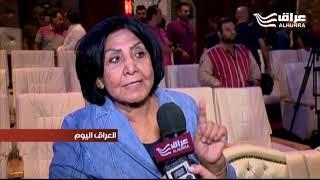 الكاتبة الكويتية فجر السعيد تطلق مبادرة من بغداد لدعم الدراما العراقية ...
