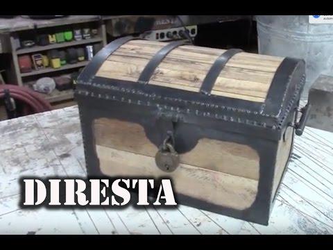 ✔ DiResta Pirate Chest