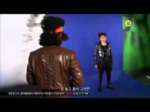 UV-박진영 춤 지적