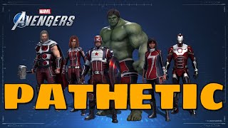 Marvel's Avengers Is One Big Corporate Cash Grab