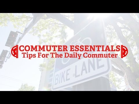 COMMUTER ESSENTIALS | Tip For The Daily Commuter