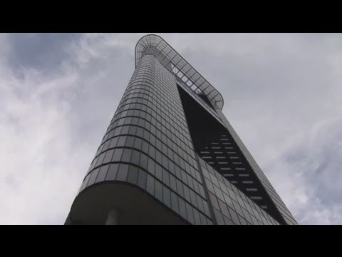 The Penthouse in de Haagse Toren