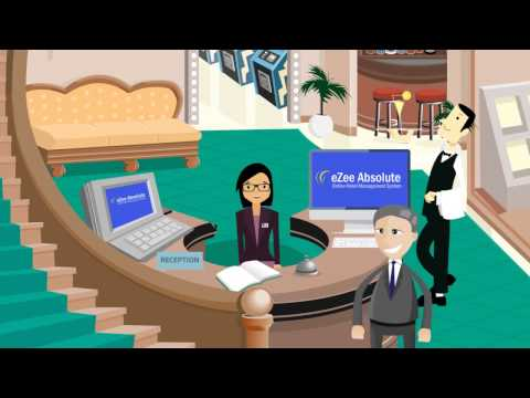 Introduction to an Online Hotel Management System - eZee Absolute