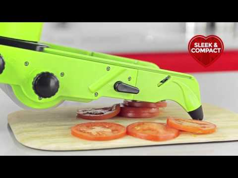 All in One Mandoline Slicer