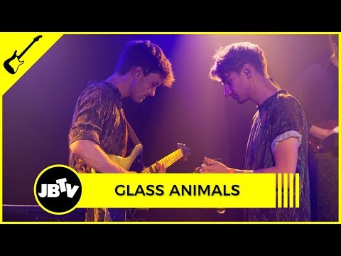 Glass Animals - Cocoa Hooves | Live @ JBTV