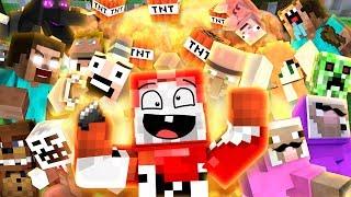 MINECRAFT LIVE!! (Best & Funniest Minecraft Machinimas) FULL HD
