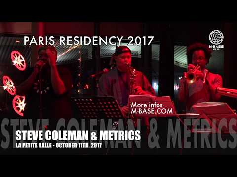 Steve Coleman & Metrics Improvisation with Kokayi at La Petite Halle Paris Residency